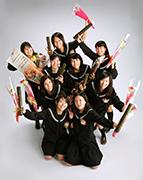 2010年九州写真師連盟主催第112回九州写真展覧会にて第3部(営業写真)-入選-7席 卒業したよ~!