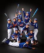 2014年 第61回全国写真展覧会 特選受賞 日本写真文化協会賞 野球少年