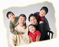 2004年九州写真師連盟主催第106回九州写真展覧会にて第3部(営業写真)-入選-3席