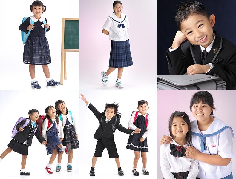 入学式・卒業式写真